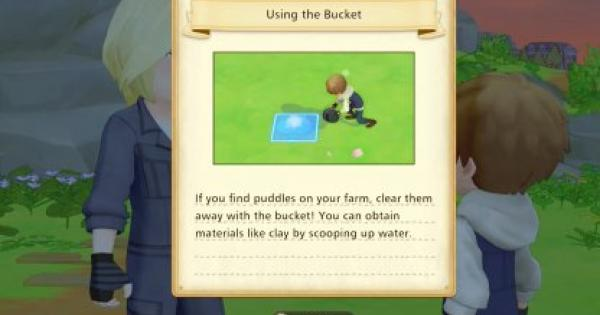 Draining Skill - Level Rewards & Unlock | Story of Seasons Pioneers of Olive Town (SoS PoOT) - GameWith
