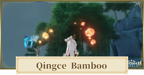 Bamboo Segment Location & Where to Find | Genshin Impact - GameWith