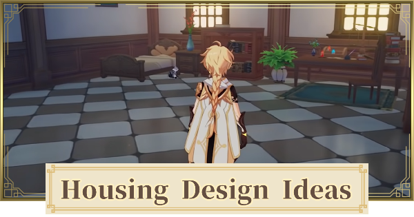 Housing Design Ideas - Realm Designs & How To Reset | Genshin Impact - GameWith