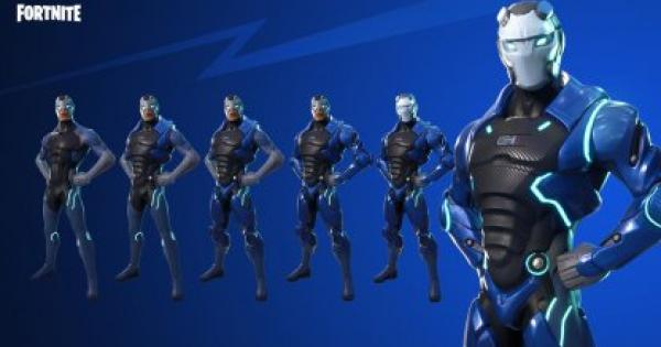 Fortnite | CARBIDE - Progressive Skin (Levels & XP Unlocks)