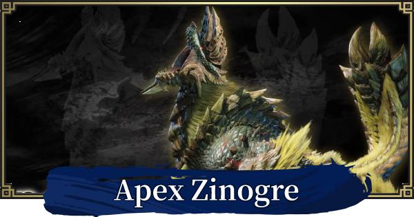 Apex Zinogre