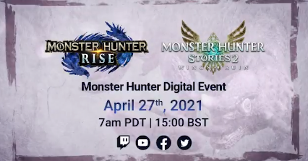MH Rise | April 27 Digital Event Summary | MONSTER HUNTER RISE (MHR) - GameWith