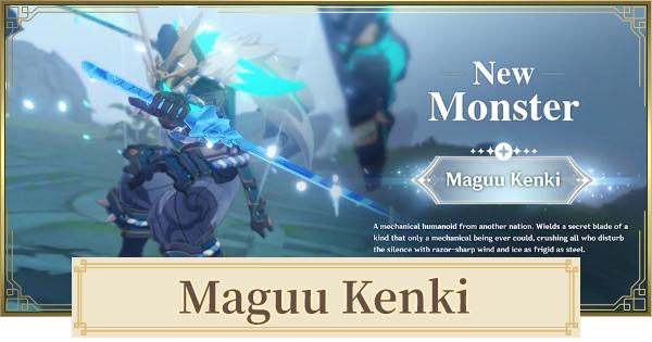Maguu Kenki - Location & How To Unlock | Genshin Impact - GameWith