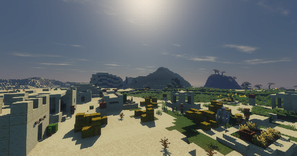 Voyager Shaders - Shader Overview   Minecraft Mod Guide - GameWith