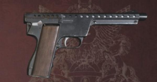 RE8   Rocket Pistol - Stats, Attachments & Where To Find   Resident Evil Village (RE Village) - GameWith