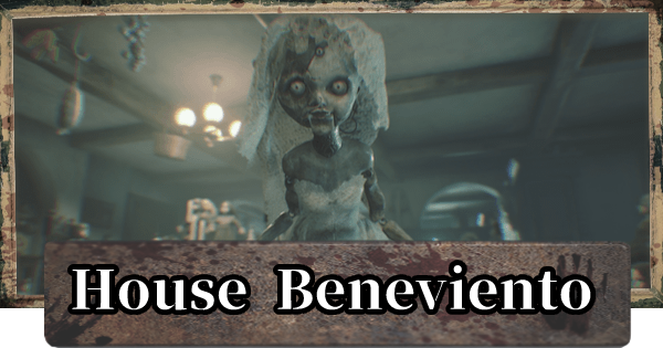 House Beneviento Walkthrough & Map Guide | Resident Evil Village (RE8 / RE Village) - GameWith