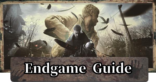 Endgame Guide - Rewards & Post Game Unlocks