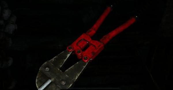 RE8   Bolt Cutters  - How To Get & Use   Resident Evil Village (RE Village) - GameWith