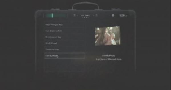 RE8 | Family Photo  - How To Get & Use | Resident Evil Village (RE Village) - GameWith
