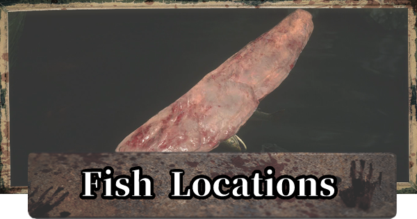 RE8 | Fish - Locations & Where To Find | Resident Evil Village (RE Village) - GameWith