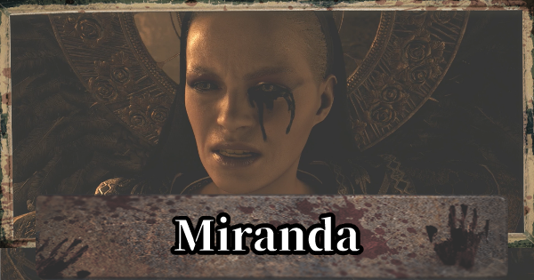 RE8 | Miranda Boss Fight - How To Beat & Strategy | Resident Evil Village (RE Village) - GameWith