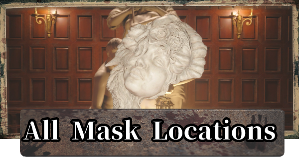 RE8 | Mask Puzzle - Locations & How To Find All 4 Masks | Resident Evil Village (RE Village) - GameWith