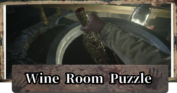 Wine Puzzle - How to Get Wine Bottle
