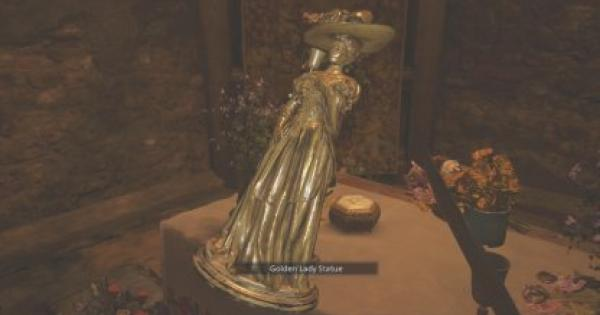 RE8   Golden Lady Statue - Map Location & How To Get   Resident Evil Village (RE Village) - GameWith
