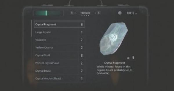 RE8 | Crystal Fragment - Map Location & How To Get | Resident Evil Village (RE Village) - GameWith