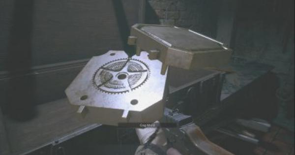 RE8   Cog Mold   - How To Get & Use   Resident Evil Village (RE Village) - GameWith