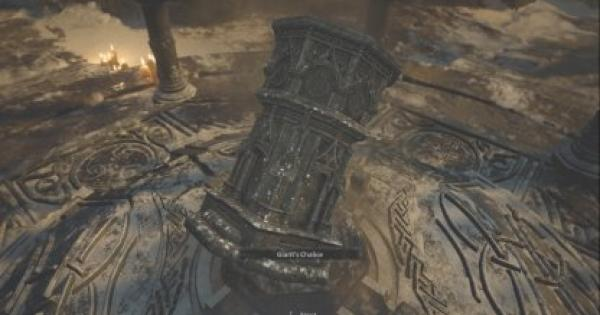 RE8 | Giant's Chalice   - How To Get & Use | Resident Evil Village (RE Village) - GameWith