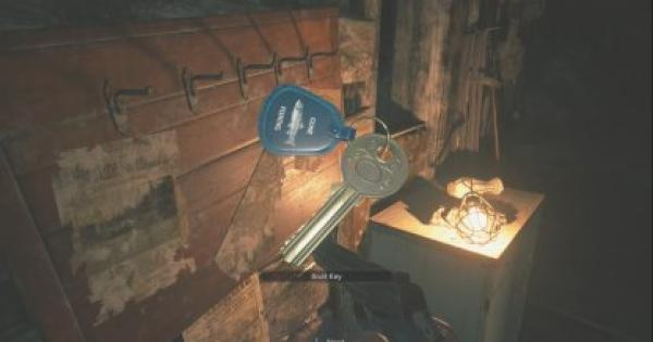 RE8   Boat Key  - How To Get & Use   Resident Evil Village (RE Village) - GameWith