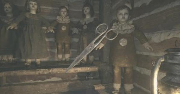 RE8 | Scissors  - How To Get & Use | Resident Evil Village (RE Village) - GameWith