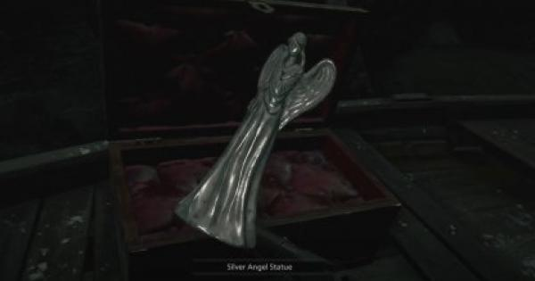 RE8   Silver Angel Statue - Map Location & How To Get   Resident Evil Village (RE Village) - GameWith