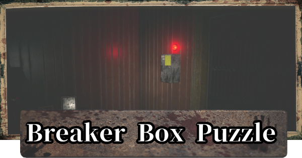 RE8 | Breaker Box Puzzle - Key & Locations | Resident Evil Village (RE Village) - GameWith