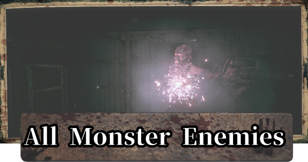 RE8 | All Monster Enemies List - Creatures | Resident Evil Village (RE Village) - GameWith