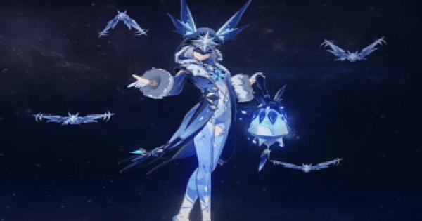 Fatui Cryo Cincin Mage - Location & Weakness   Genshin Impact - GameWith