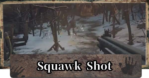 Squawk Shot Trophies Challenge Guide - Flying Crows