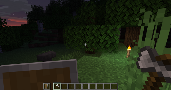 No Tree Punching - Mod Details | Minecraft Mod Guide - GameWith