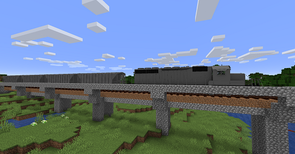 Immersive Railroading - Fuel, Controls & Mod Details | Minecraft Mod Guide - GameWith