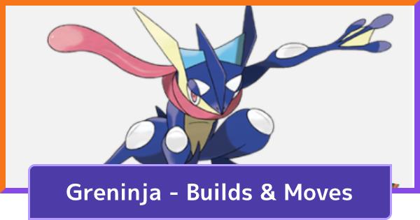 Greninja Build: Best Items & Moveset Guide | Pokemon UNITE - GameWith