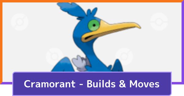 Cramorant Guide: Builds & Moveset | Pokemon UNITE - GameWith