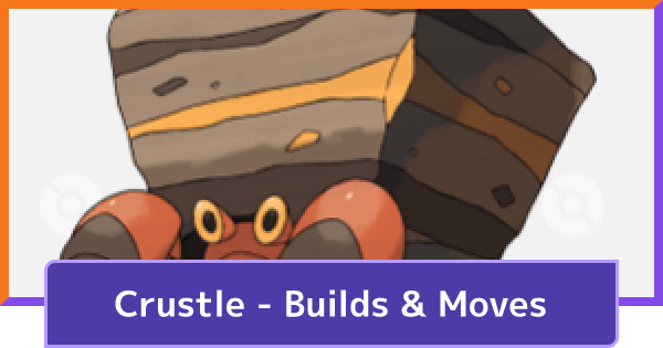Crustle Build: Best Items & Moveset Guide | Pokemon UNITE - GameWith