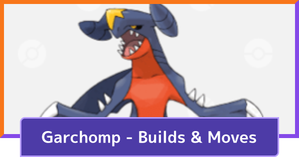 Garchomp Guide: Builds & Moveset | Pokemon UNITE - GameWith