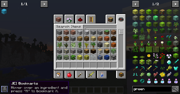 Just Enough Items (JEI) - HUD & UI Mod Details | Minecraft Mod Guide - GameWith