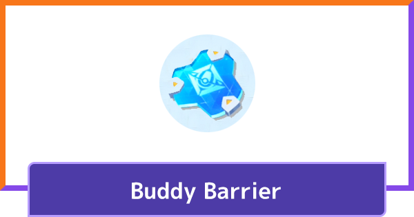 Buddy Barrier - How To Get & Stats   Pokemon UNITE - GameWith