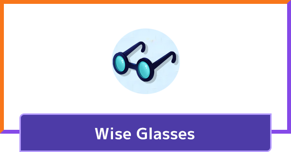 Wise Glasses - How To Get & Stats   Pokemon UNITE - GameWith