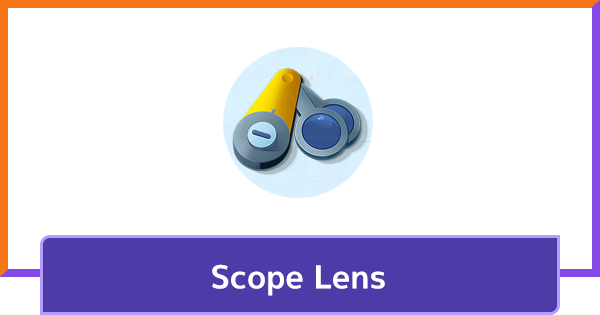 Scope Lens - How To Get & Stats | Pokemon UNITE - GameWith