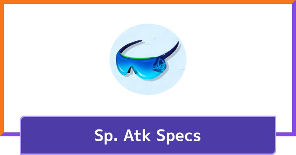 Sp. Atk Specs - How To Get & Stats | Pokemon UNITE - GameWith