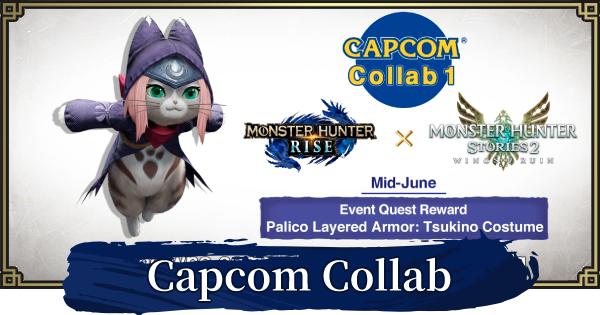 Capcom Collab - Release Date