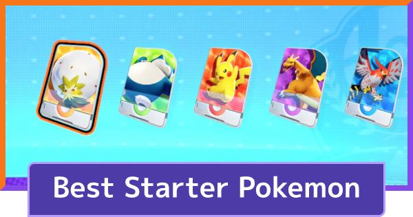 Starter Pokemon Guide - Best Free Pokemon