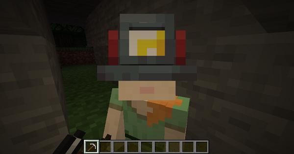 Miner's Helmet - Mod Details | Minecraft Mod Guide - GameWith