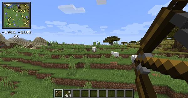 Xaero's Minimap - Mod Details | Minecraft Mod Guide - GameWith