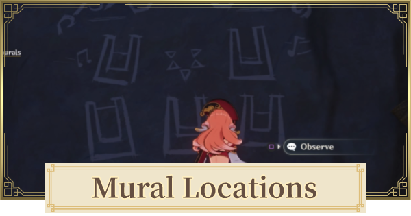 All Mural Locations - Where To Find & Look for other Murals   Genshin Impact - GameWith