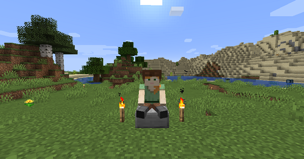 Sit - Commands & Mod Details | Minecraft Mod Guide - GameWith