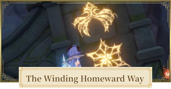 The Winding Homeward Way World Quest Walkthrough - Minacious Isle Puzzle | Genshin Impact - GameWith