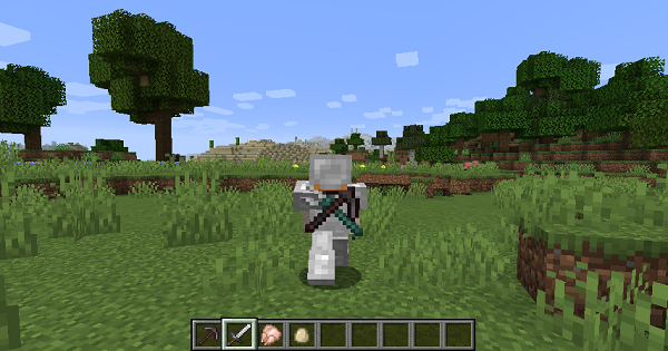 Back Tools - Mod Details | Minecraft Mod Guide - GameWith