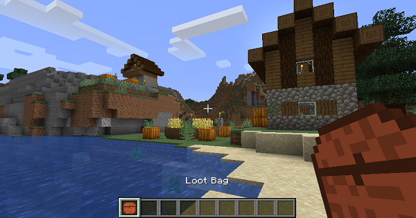 Loot Bags Mod - Mod Details | Minecraft Mod Guide - GameWith