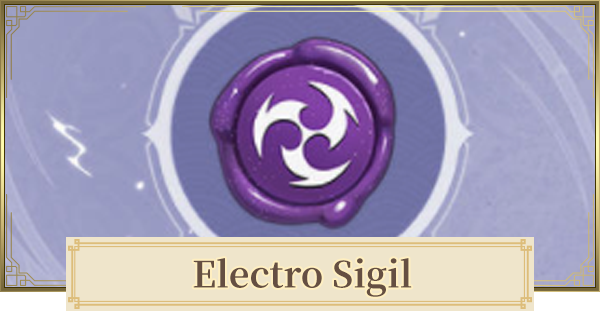 Electro Sigil Location & Where To Get