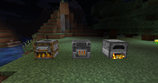 Fast Furnace - Recipe & Mod Details | Minecraft Mod Guide - GameWith